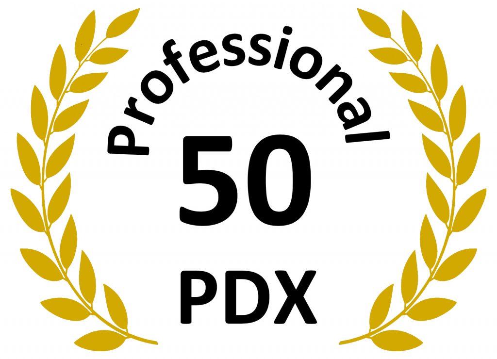 Pro50 PDX Logo