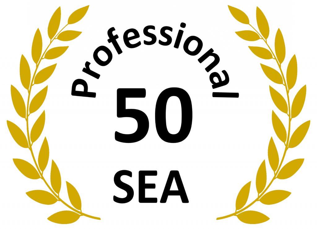 Pro50 SEA Logo